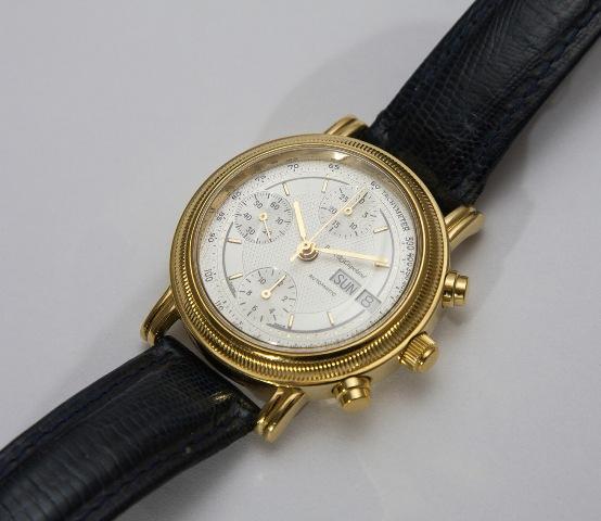 Boyle   Copeland svájci chronograph férfi karóra az 1990-es évekből! 61d329cee7