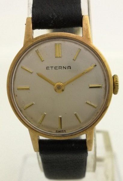 Eterna svájci mechanikus női óra az 1950-es évek végéről a274690280