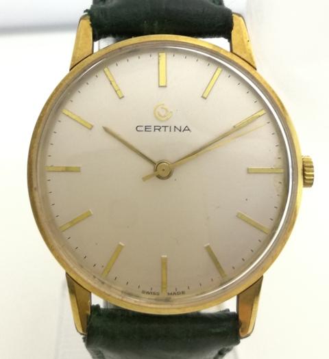 Certina ... cac373306d