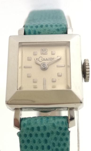 LeCoultre vintage női koktélóra - Tiktakwatch.hu Kft 7564588d55